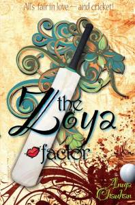The Zoya Factor cover
