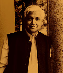 Amitav Ghosh, who knows how to draw stories from history