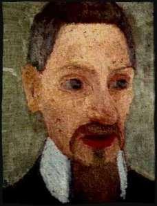 Rainer Maria Rilke, by Paula Modersohn-Becker, 1876