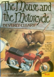 The Mouse and the Motorcycle (this illustration not by Zelinsky, though)