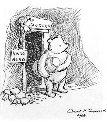 """Post random """"things"""" from your country Winnie-the-pooh"""