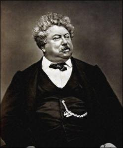 Alexandre Dumas, by Etienne Carjat