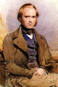 Charles Darwin in the late 1830s, by George Richmond