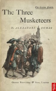 Alexandre Dumas, The Three Musketeers
