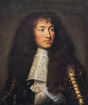 Louis XIV, by Charles Le Brun, 1661