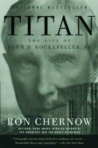 Ron Chernow, Titan