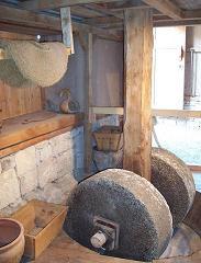 Ancient Greek olive press, in modern Turkey