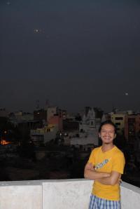 Planes lining up (c) V Anand Sankar 2009