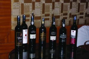 Porto Reccua port wine