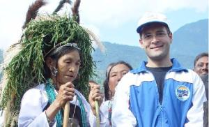 Rahul Gandhi in Arunachal Pradesh