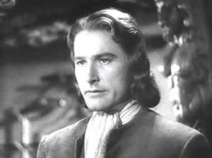 Errol Flynn as Captain Blood, 1935