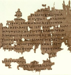 "Fragments of Plato's ""Republic"""
