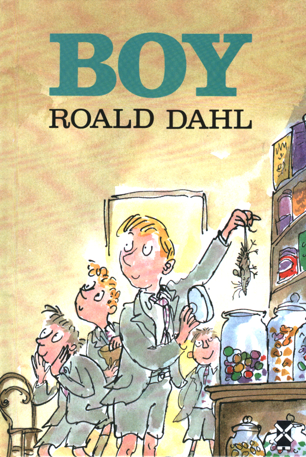 roald dahl boy book report Boy is roald dahl's extraordinary glimpse into his childhood and early life 'an autobiography is a book a person writes about his own life and it is usually full of.