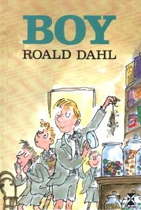 Roald Dahl, Boy (illustration, Quentin Blake)