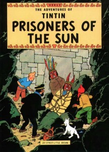 Hergé, Prisoners of the Sun