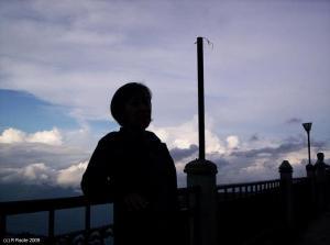 Looking towards Kanchenjunga (c) me 2009