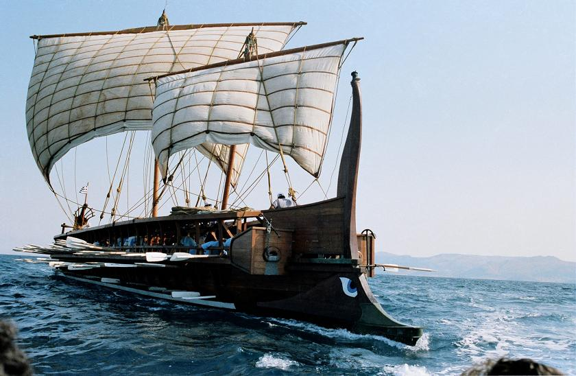 Was The Athenian Navy The Cause For Democracy Historum