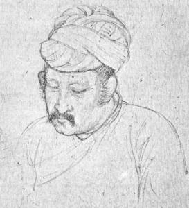 Akbar, ca 1605